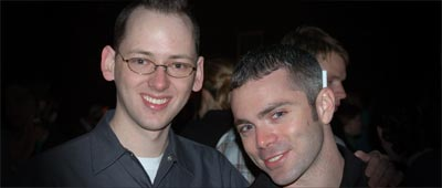Greg and Chris