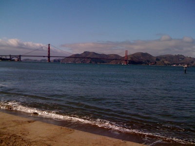 Golden Gate Bridge || iPhone 3G | f2.8