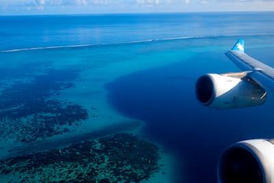 Air Tahiti Nui Wing